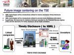 future image centering on the tse