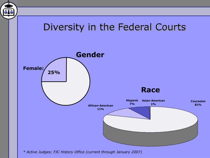 Diversity in the Federal Courts