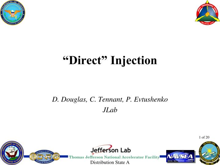 Direct injection