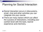 planning for social interaction12