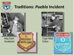 traditions pueblo incident