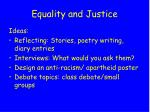 equality and justice9