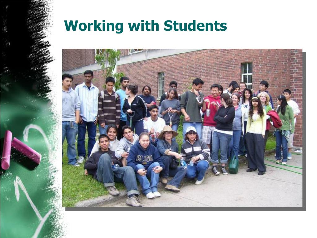 Working with Students
