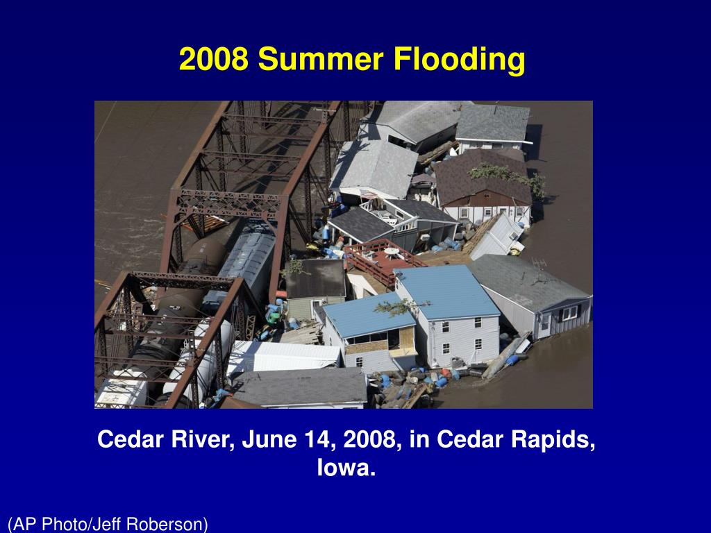 2008 Summer Flooding