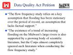 data quality act petition29