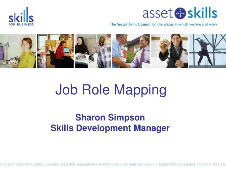 job role mapping n.