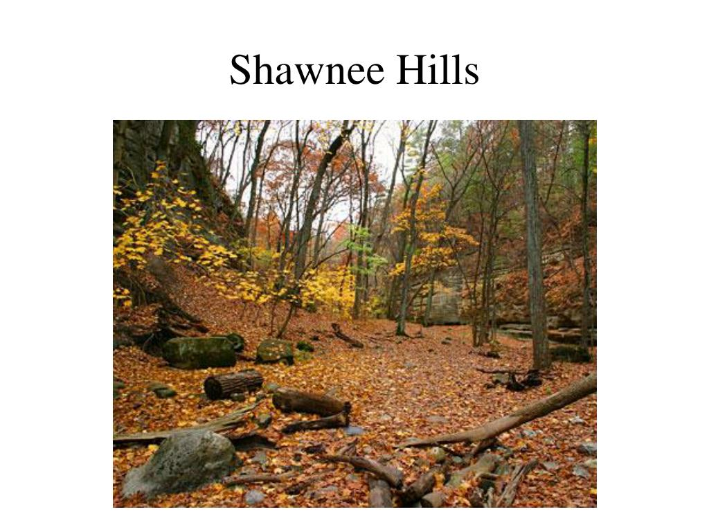 Shawnee Hills