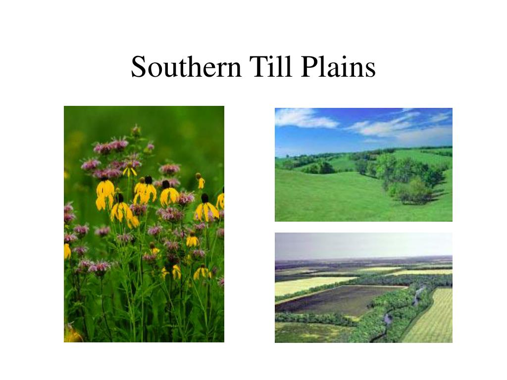 Southern Till Plains