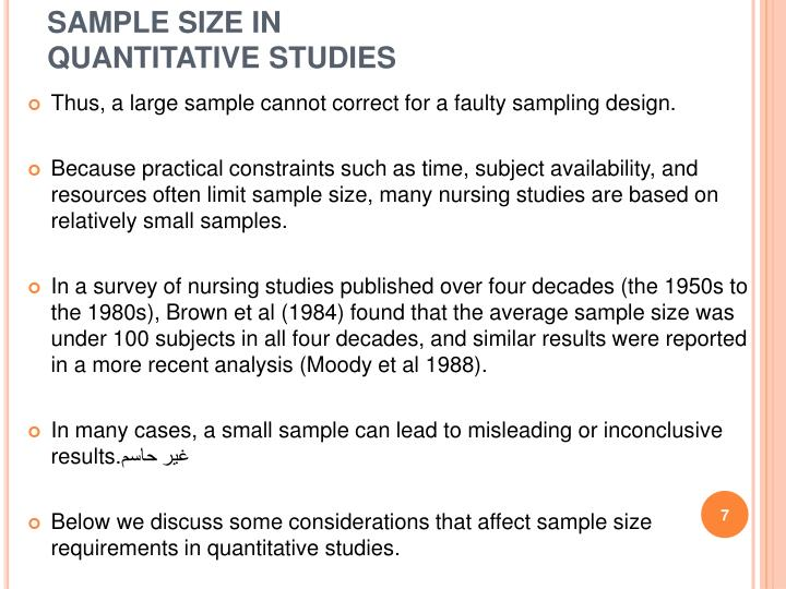 comparing quantitative research studies pp Revisiting the quantitative-qualitative debate: implications for health care research includes many studies that revisiting the quantitative.