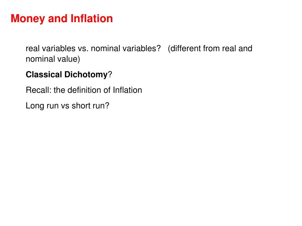 definition for dichotomy