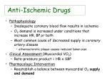 anti ischemic drugs9