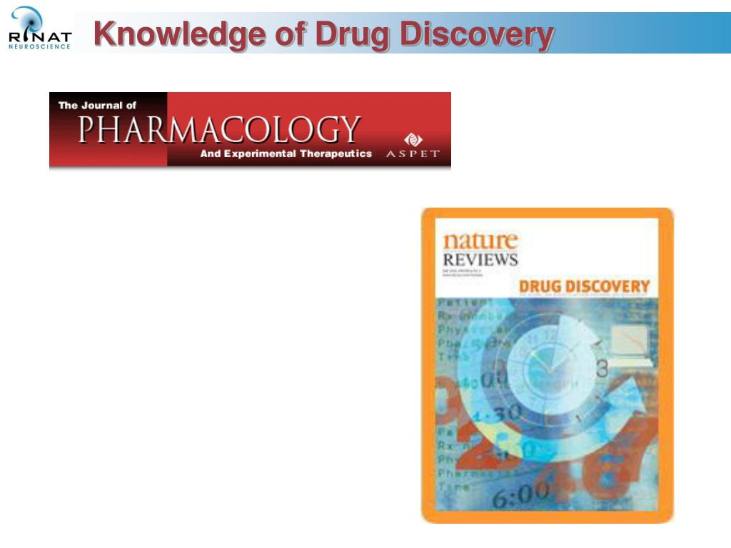 Knowledge of Drug Discovery