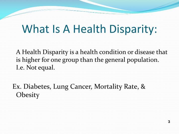 health disparities among african american infants Health care disparities heighten disease differences between african-americans why 7 deadly diseases strike blacks most health american babies.