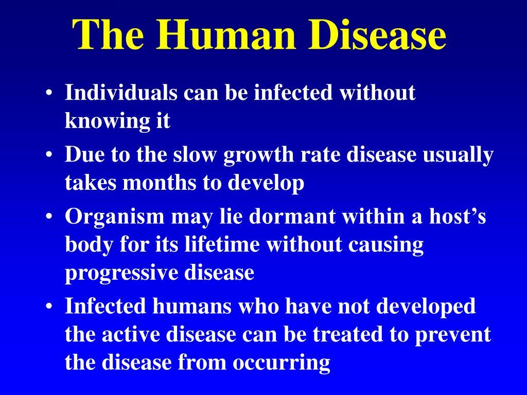 The Human Disease