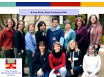 a few faces of packard s family advisory council