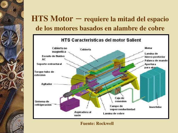 HTS Motor