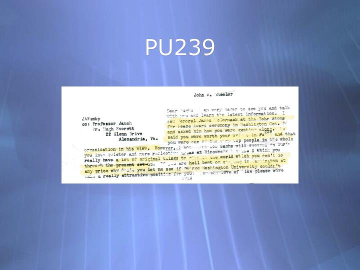 PU239