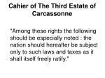 cahier of the third estate of carcassonne2