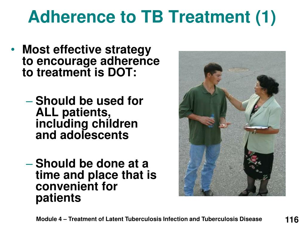 Adherence to TB Treatment (1)