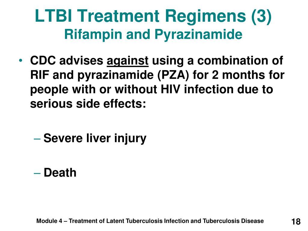 LTBI Treatment Regimens (3)