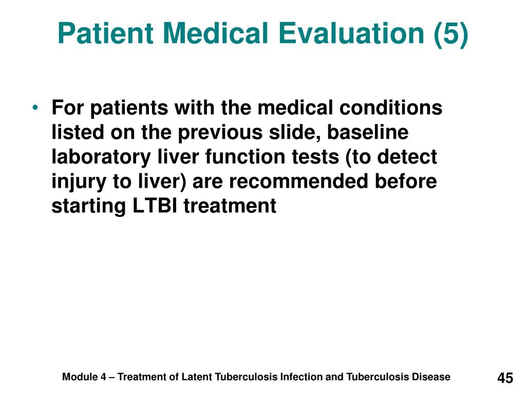 Patient Medical Evaluation (5)