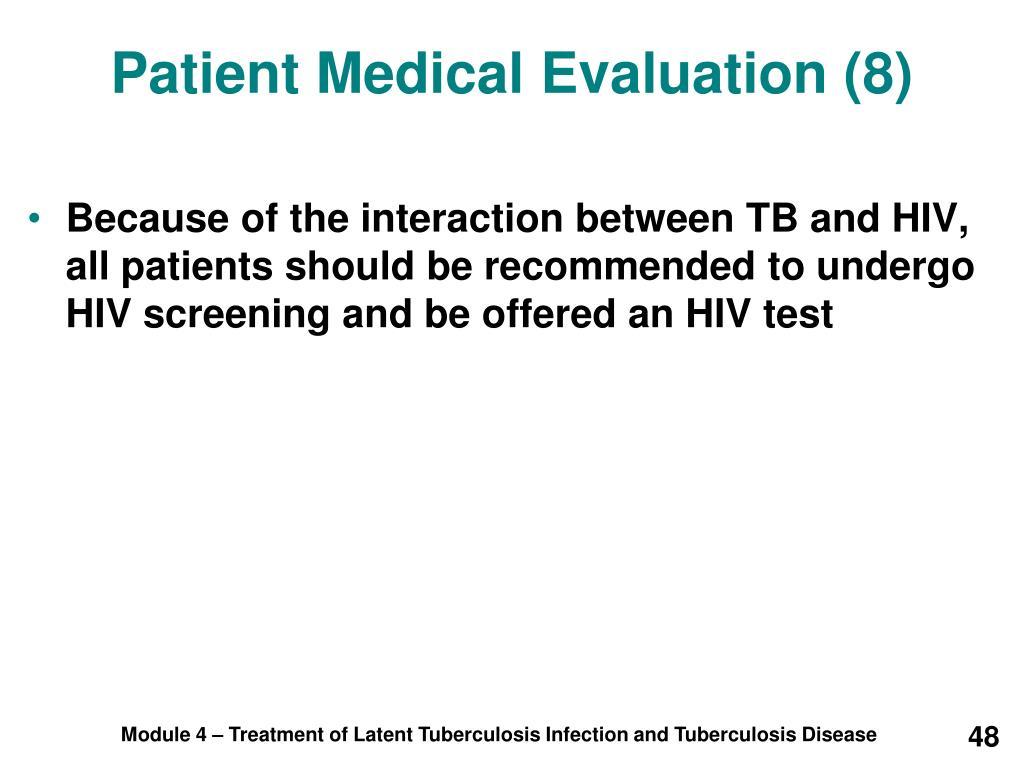 Patient Medical Evaluation (8)