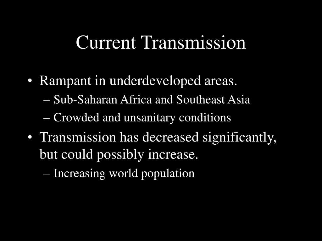 Current Transmission