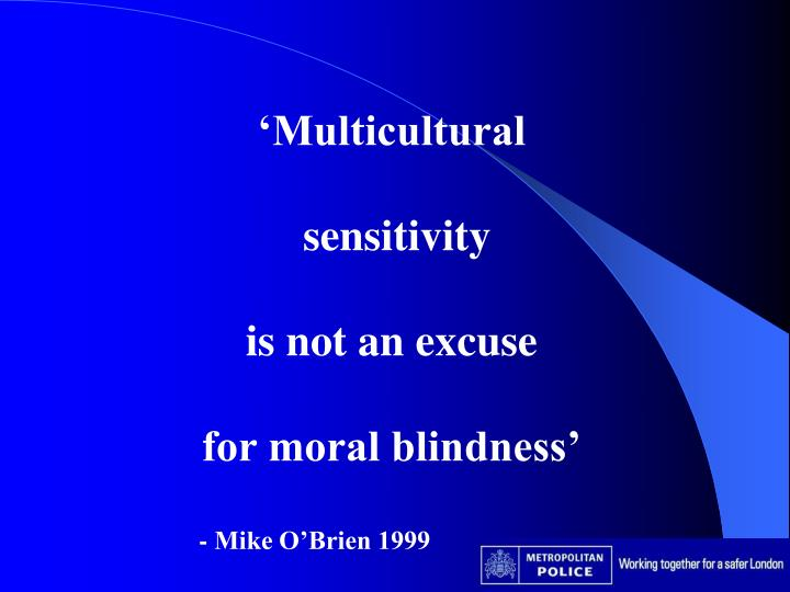 'Multicultural