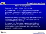oi prophylaxis continued18