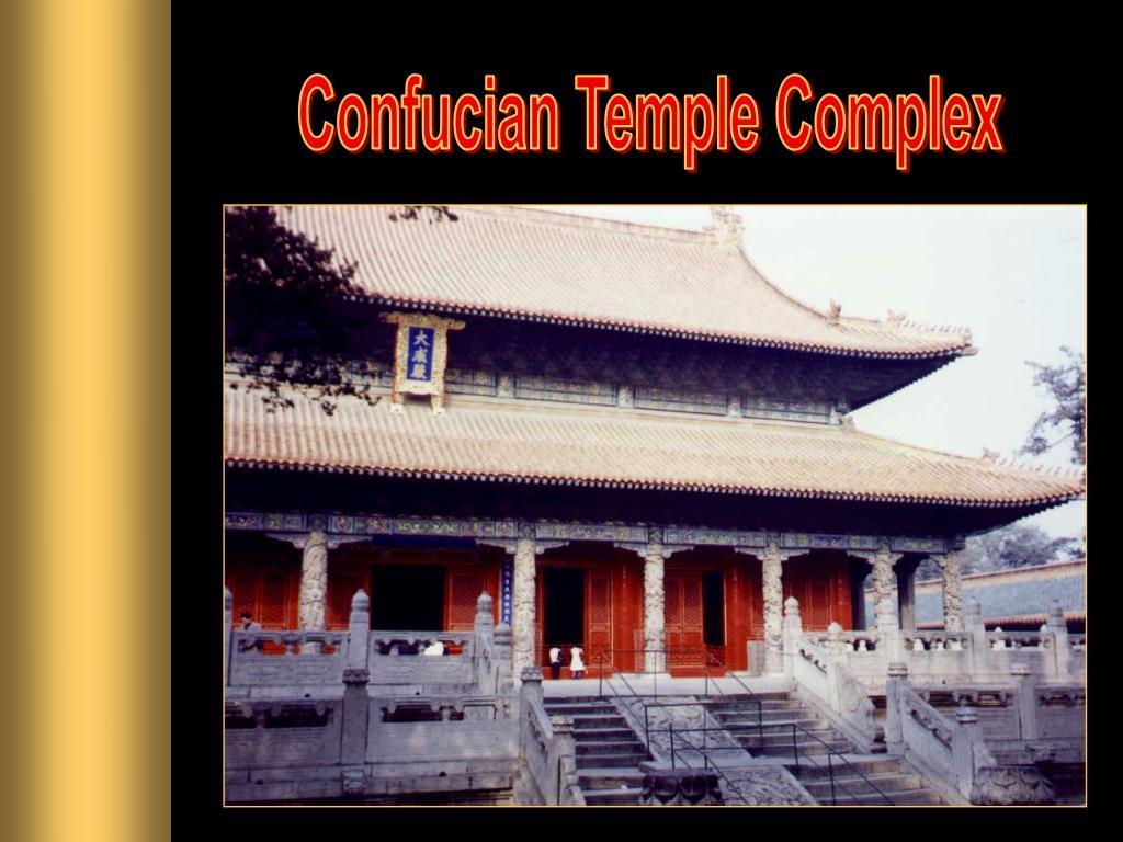 Confucian Temple Complex