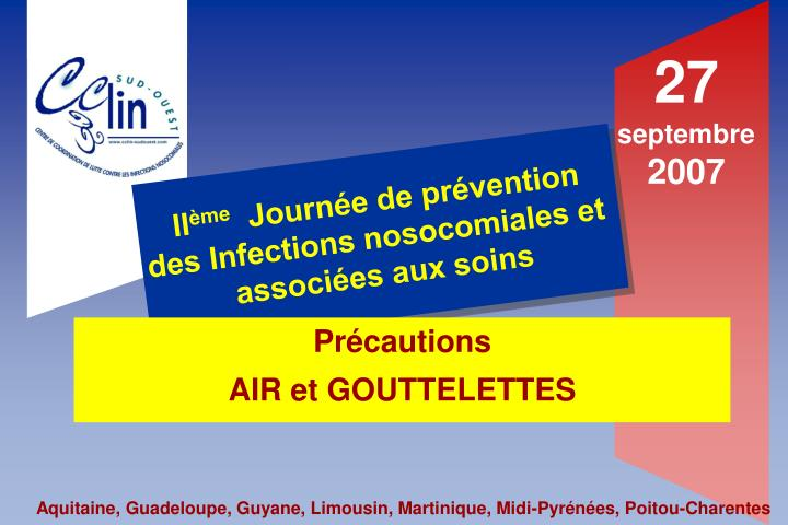 pr cautions air et gouttelettes n.