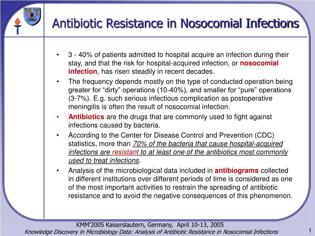Cgh newsletter feb. 16, 2016: the challenge of antibiotic.
