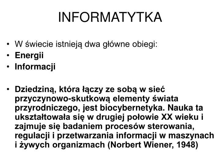 Informatytka