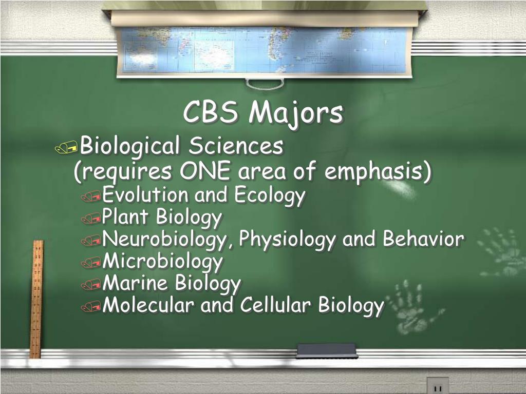 CBS Majors