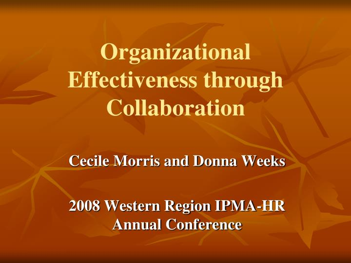 cecile morris and donna weeks 2008 western region ipma hr annual conference n.