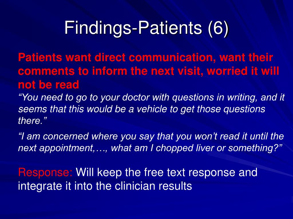 Findings-Patients (6)