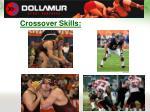 crossover skills4