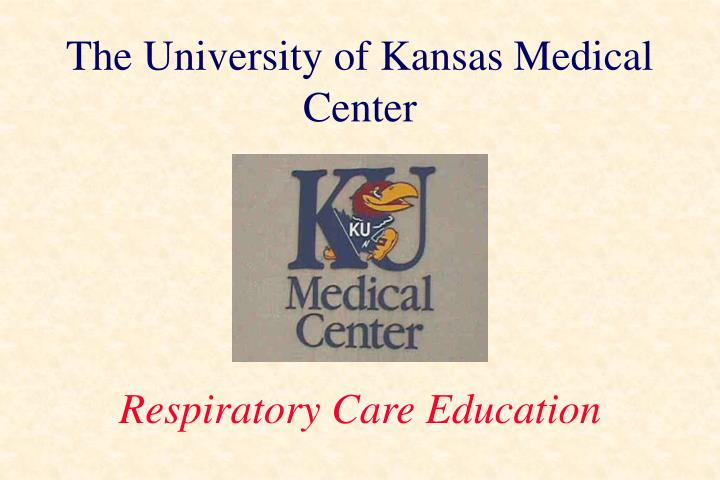 The university of kansas medical center