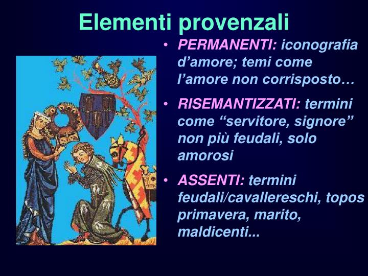 Elementi provenzali