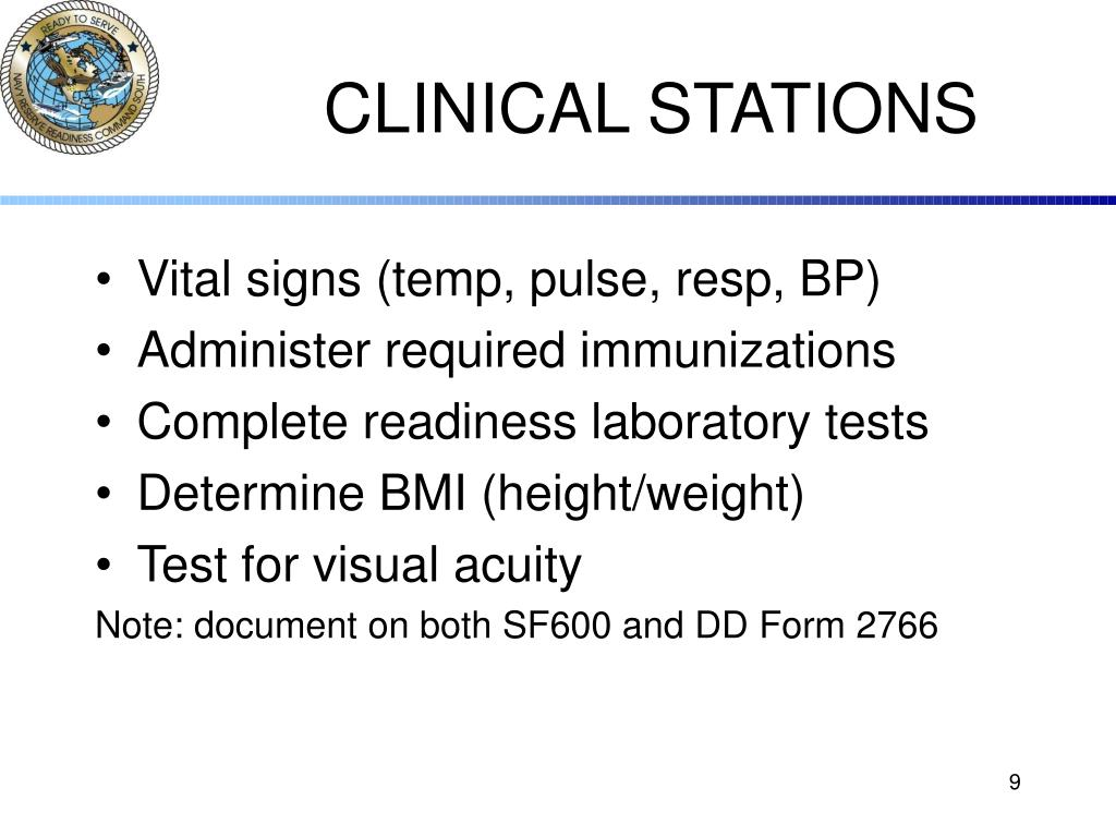 CLINICAL STATIONS
