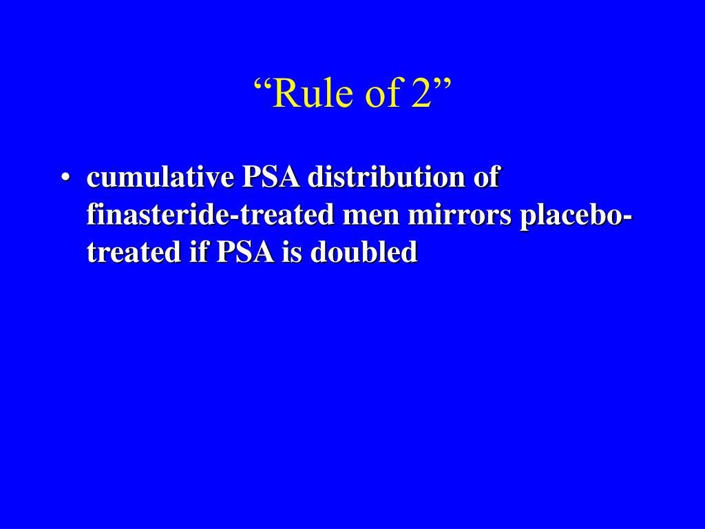 """""""Rule of 2"""""""