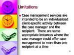 limitations134