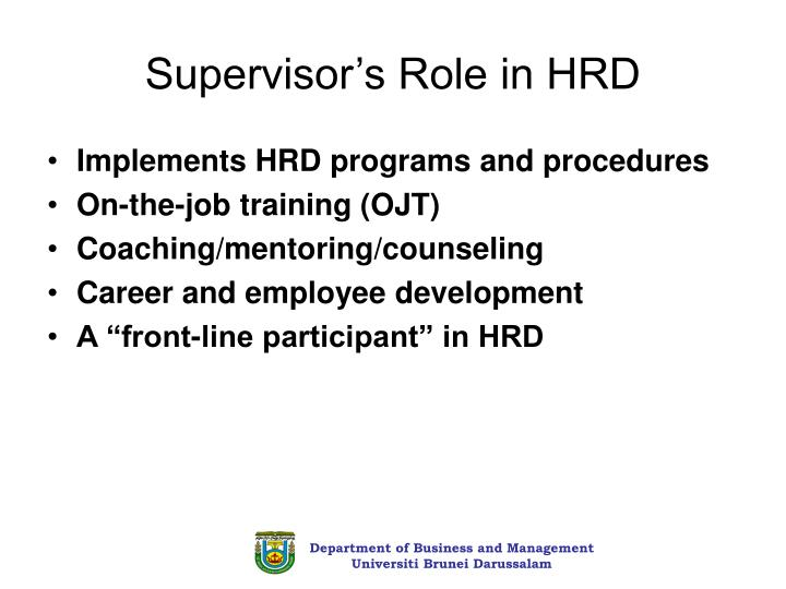 role of hrd in career planning and development 02022016 essay on human resources development (hrd)  hrd plays a vital role in the success and growth of an organisation in the  career development,.