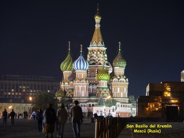 San Basilio del Kremlin