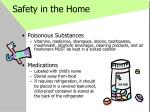 safety in the home9