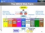 the nrcs web farm