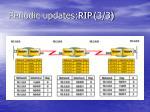 periodic updates rip 3 3