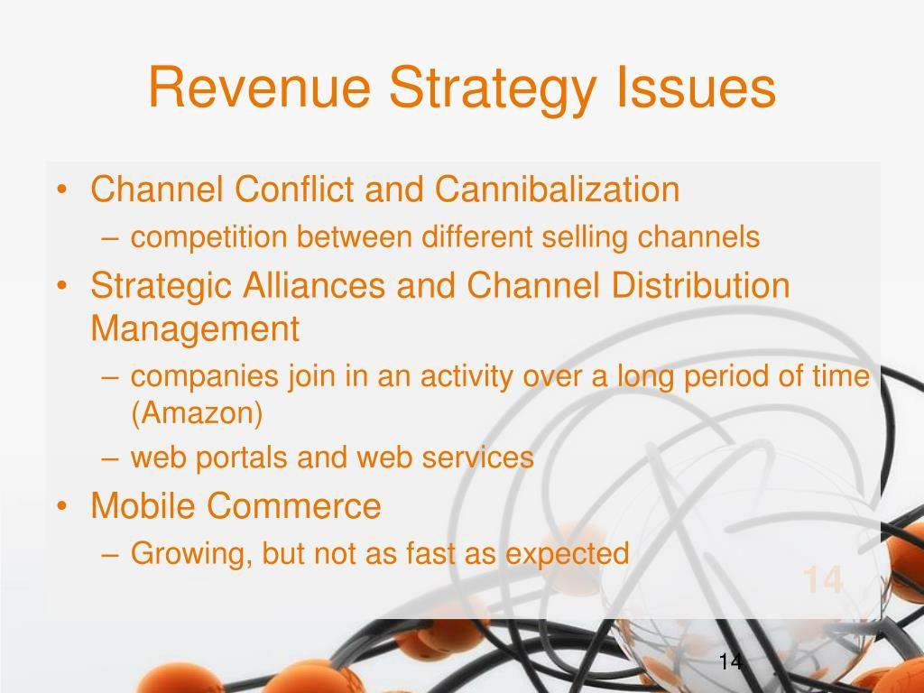 Revenue Strategy Issues