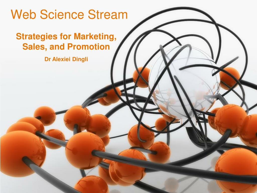 web science stream l.