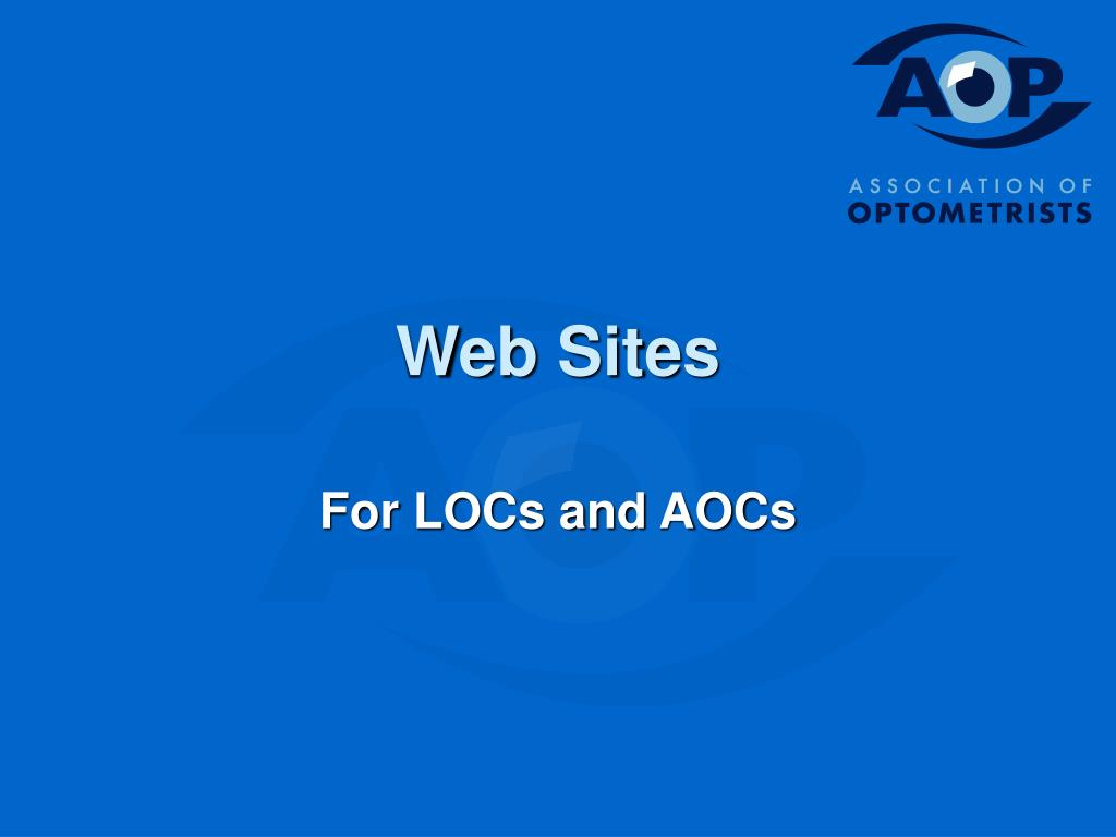 web sites l.